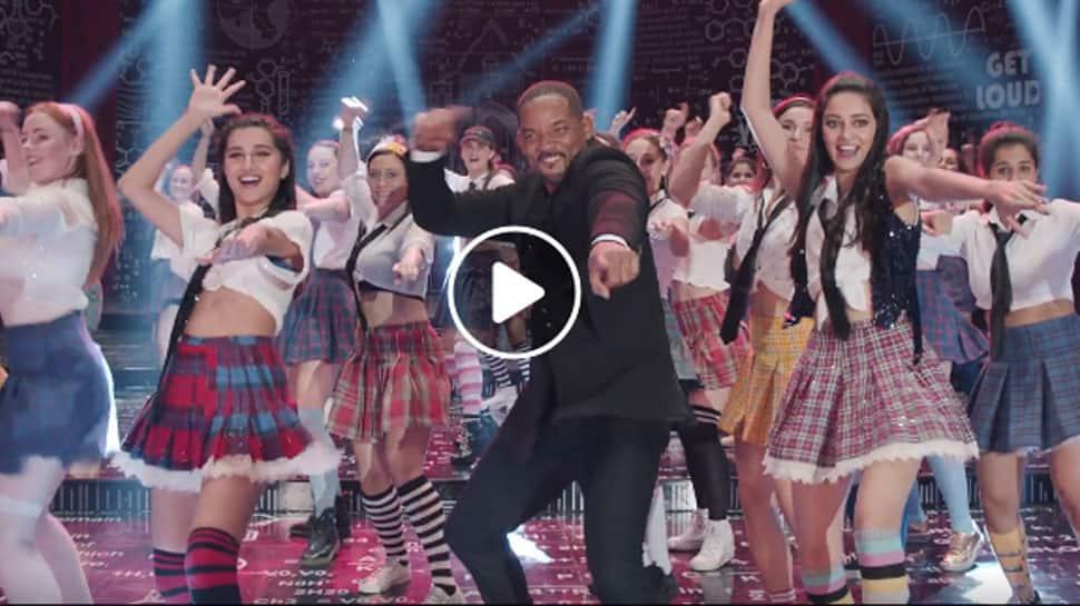 Karan Johar recreates 'Radha' song with Will Smith, Tiger Shroff, Ananya Panday and Tara Sutaria—Watch