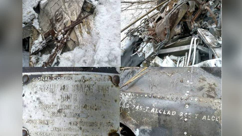 Indian Army patrol team discovers wreckage of World War II US aircraft in Arunachal Pradesh's Roing