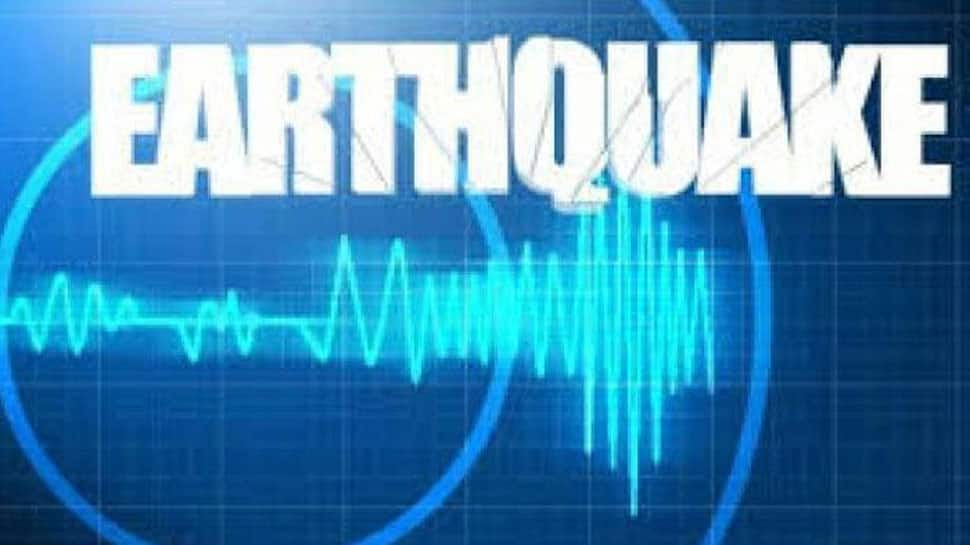 Earthquake of magnitude 5.2 strikes Manipur