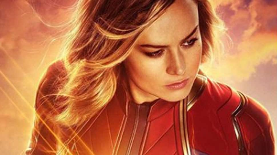 'Captain Marvel' blasts into USD 1 billion league