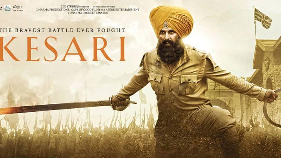 Akshay Kumar's 'Kesari' sets Box Office on fire—Check collections
