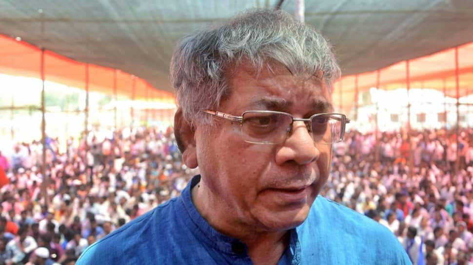 Vanchit Bahujan Aghadi leader Prakash Ambedkar threatens to jail EC for two days if voted to power