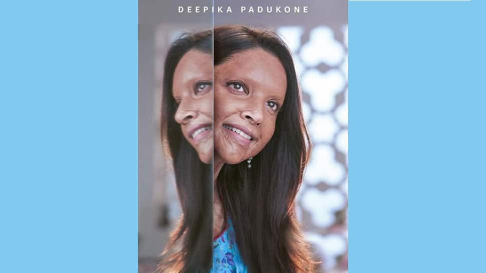 Deepika Padukone shoots for 'Chhapaak' in Delhi, fans go berserk after spotting her in the capital—Watch