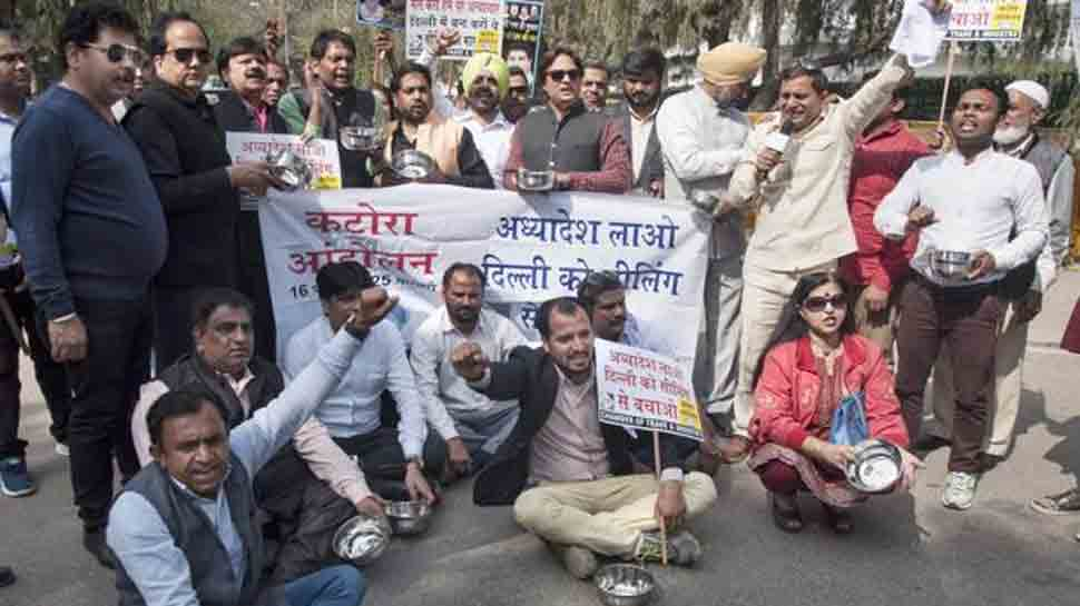 BJP, Centre solely responsible for carrying out sealing drive in Delhi: AAP candidate