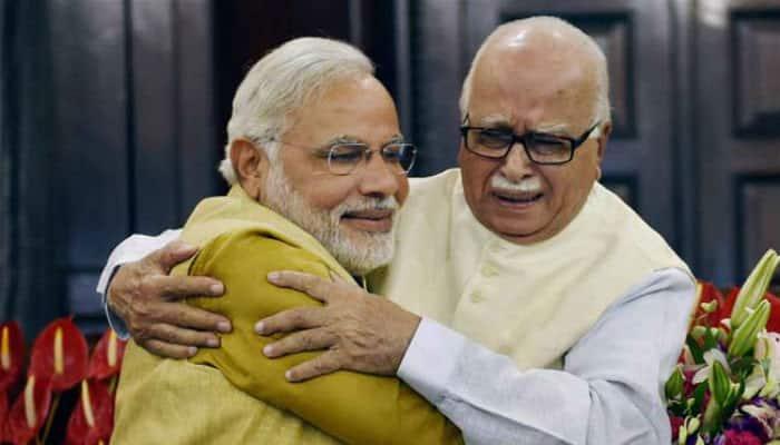 Perfectly sums up true essence of BJP, says PM Narendra Modi on LK Advani's blog