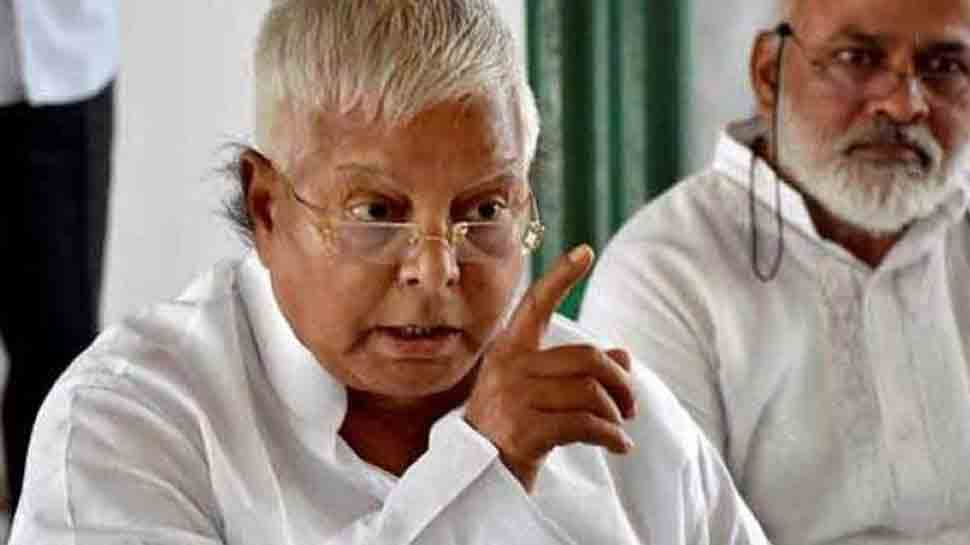 From Mandal Commission to Sonia to Nitish, Lalu Yadav tells all in upcoming memoir
