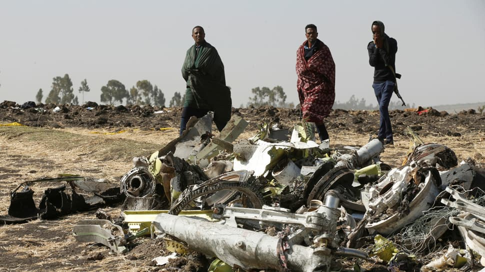 Ethiopian crash report shows pilots wrestling with controls