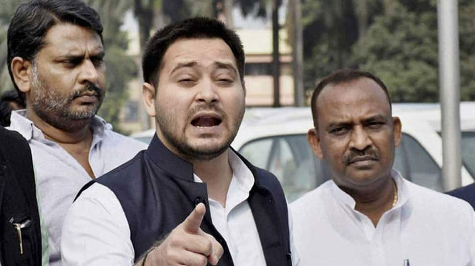 Nitish Kumar did try to get back and ally with us: Tejashwi Yadav backs father Lalu's statement