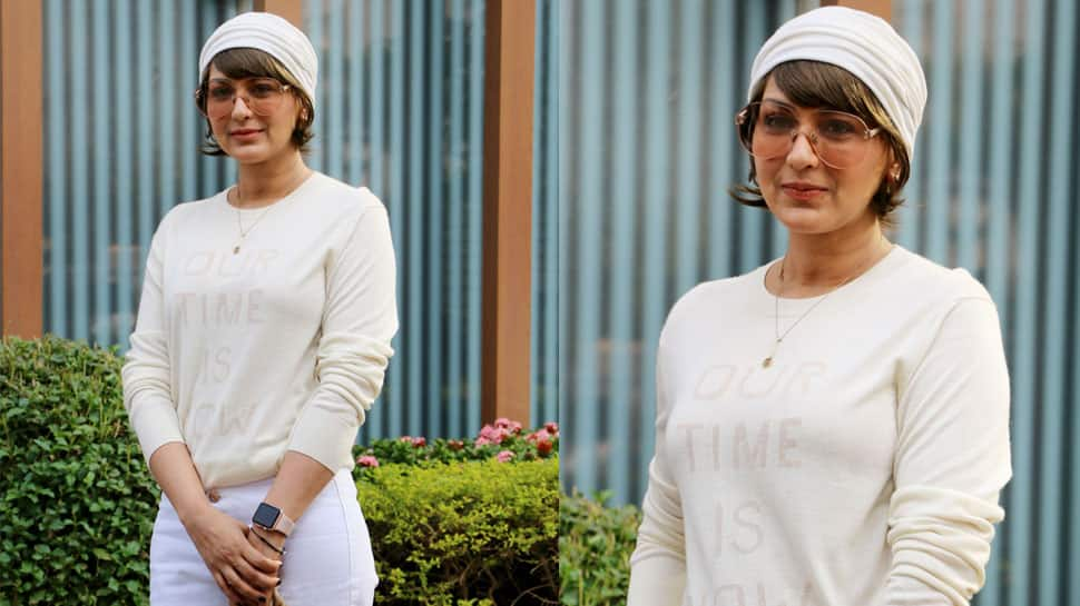 Cancer had spread all over my abdomen: Sonali Bendre on her ordeal