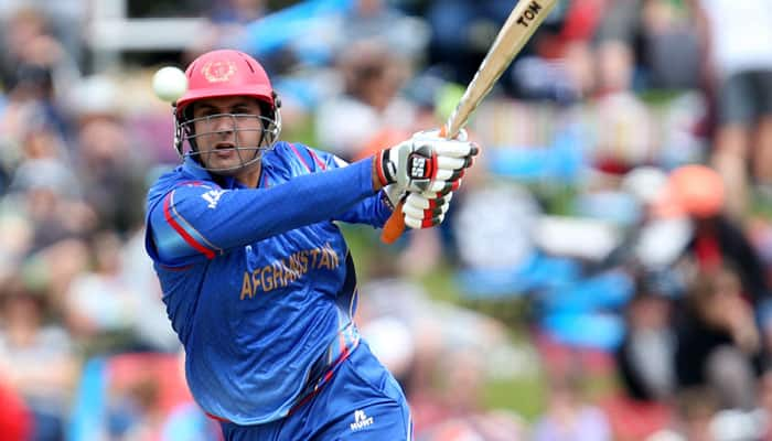 I play according to the conditions: Mohammad Nabi