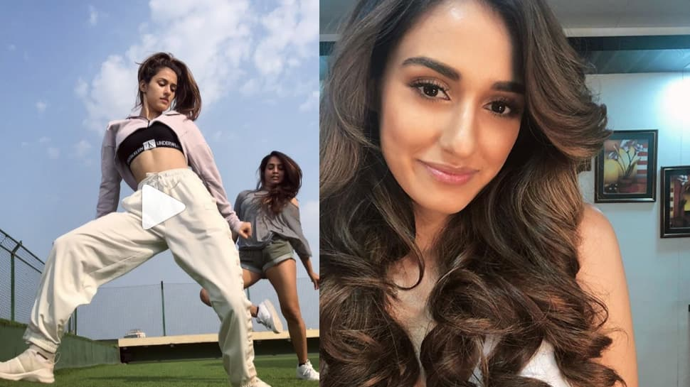 Disha Patani's killer dance moves on Selena Gomez's 'I Can't Get Enough' will make your jaw drop—Watch