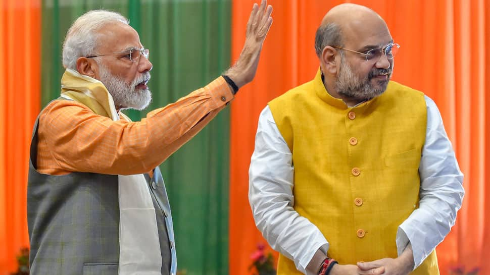 On BJP's Foundation Day, PM Modi and Amit Shah's message to party workers