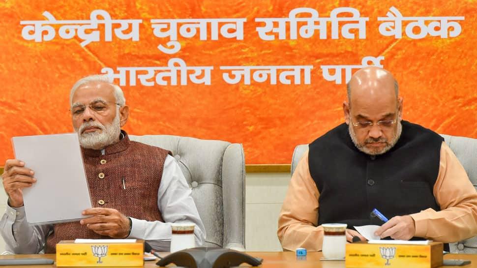 BJP manifesto likely on April 8, focus on 'development, nationalism, Hindutva'
