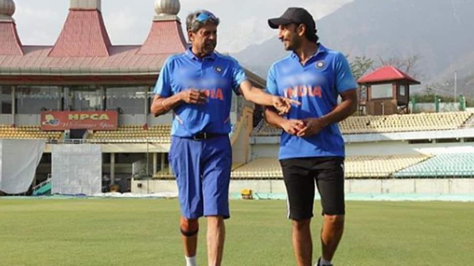 Ranveer Singh begins training with Kapil Dev for Kabir Khan's '83'—Pic