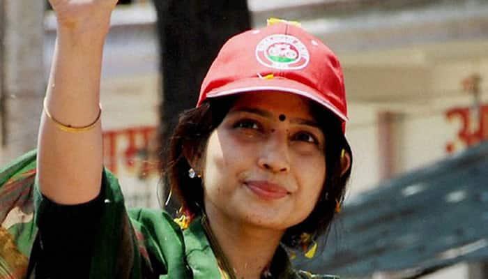 Dimple Yadav to file nomination from Kannauj Lok Sabha seat