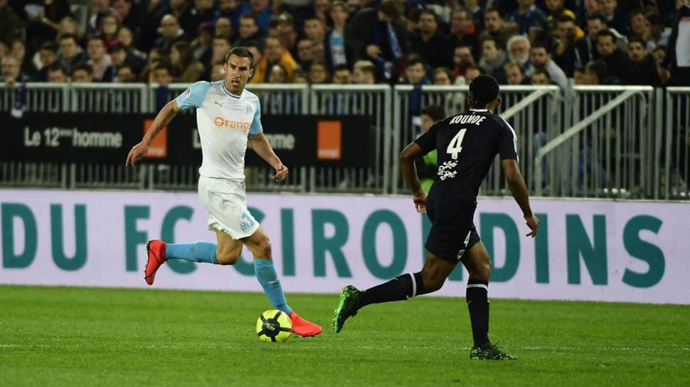 Olympique de Marseille's Champions League hopes hit by Bordeaux loss