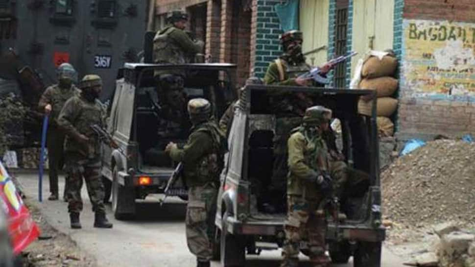 2 terrorists killed in encounter with security forces in Jammu and Kashmir's Shopian