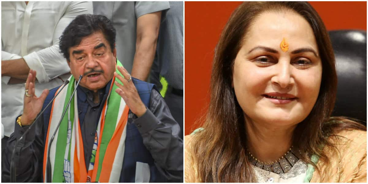From Shatrughan Sinha to Jaya Prada, political leaders who changed parties before Lok Sabha election