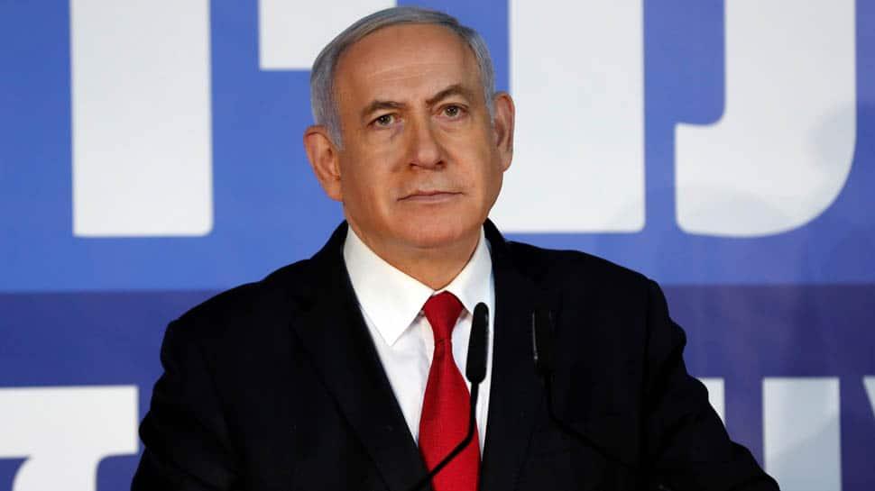 Benjamin Netanyahu to annex West Bank settlements if re-elected