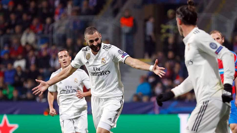 Karim Benzema is 'hugely important' for Real Madrid, admits manager Zinedine Zidane