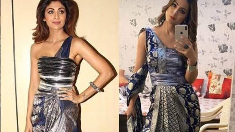 Diet Sabya targets Hina Khan yet again for copying Shilpa Shetty