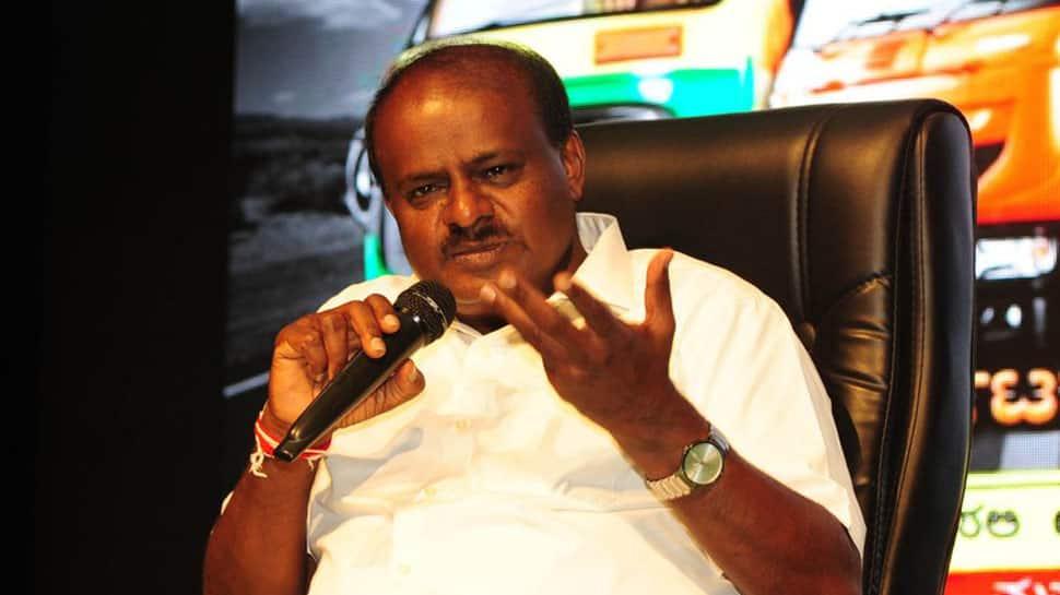 Deve Gowda won't be PM if Mahagathbandhan comes to power: HD Kumaraswamy