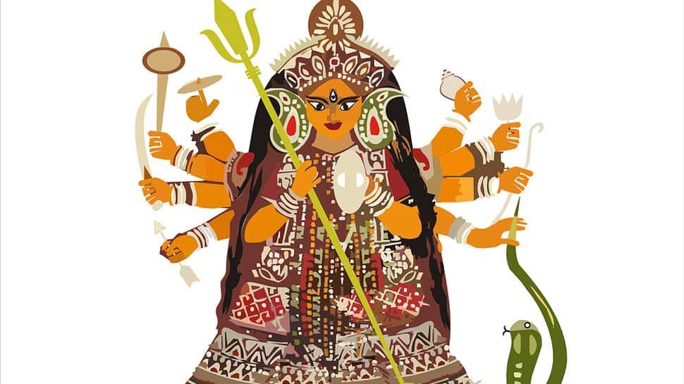Chaitra Navratri 2019, Day 3: Worship goddess Chandraghanta for courage