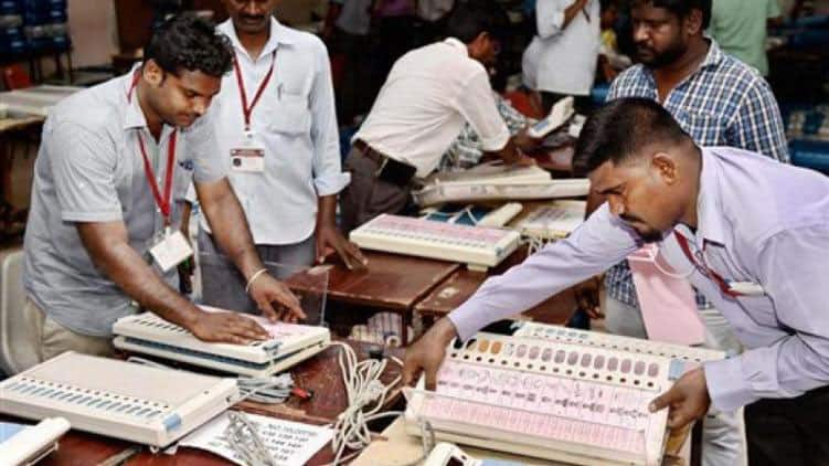 SC increases VVPAT verification from one EVM per constituency to 5 EVMs in Lok Sabha poll