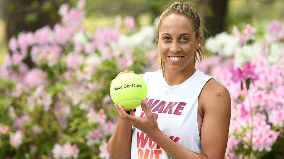Charleston Open: Madison Keys stuns Caroline Wozniacki to lift maiden clay-court title