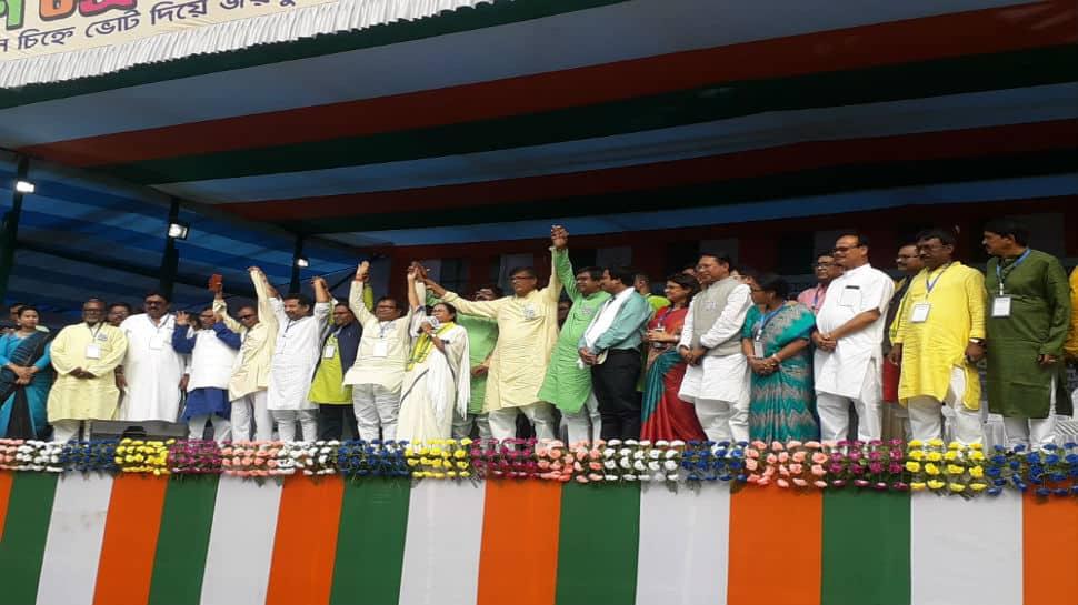 Narendra Modi, Amit Shah are Duryodhan and Dushasan: Mamata Banerjee