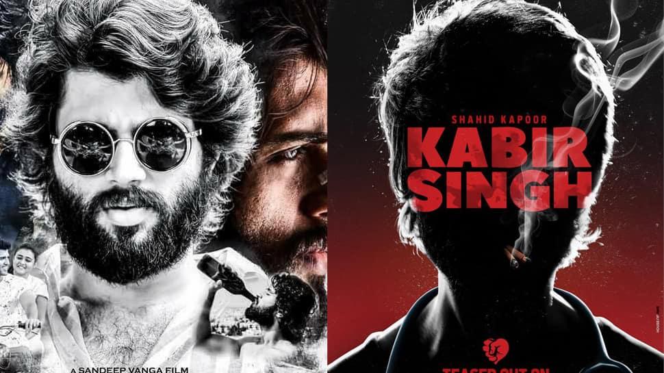 Vijay Deverakonda sends love to Shahid Kapoor's Kabir Singh