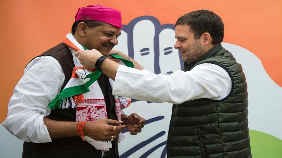 Lok Sabha election: Congress fields former BJP MP Kirti Azad from Dhanbad