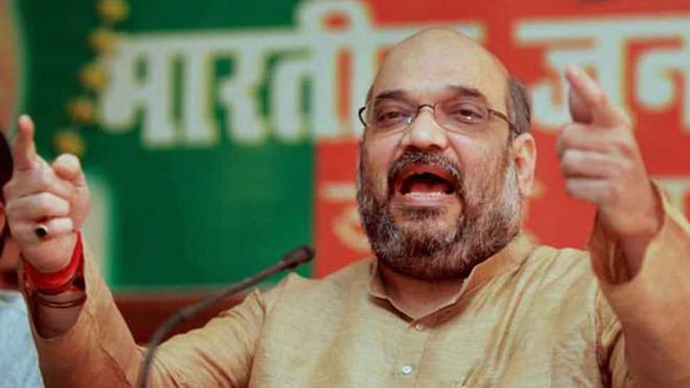 Amit Shah visits LK Advani, Murli Manohar Joshi, sparks speculations