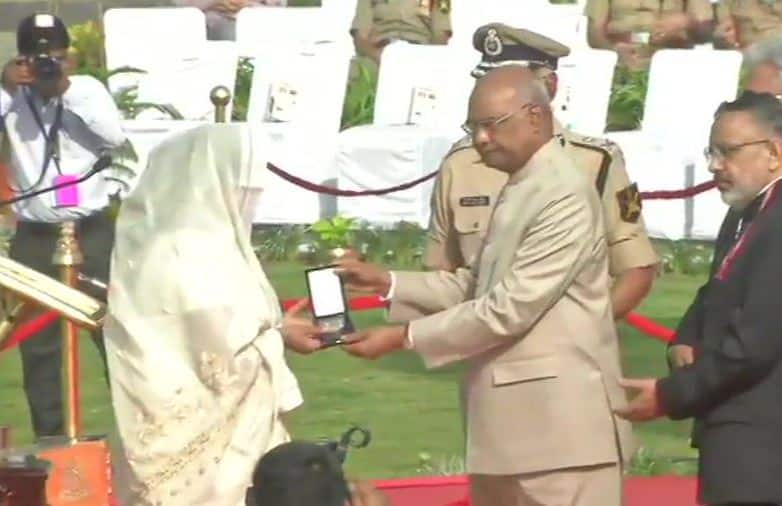 President Kovind launches 'CRPF veer pariwar mobile' app to help families of martyrs