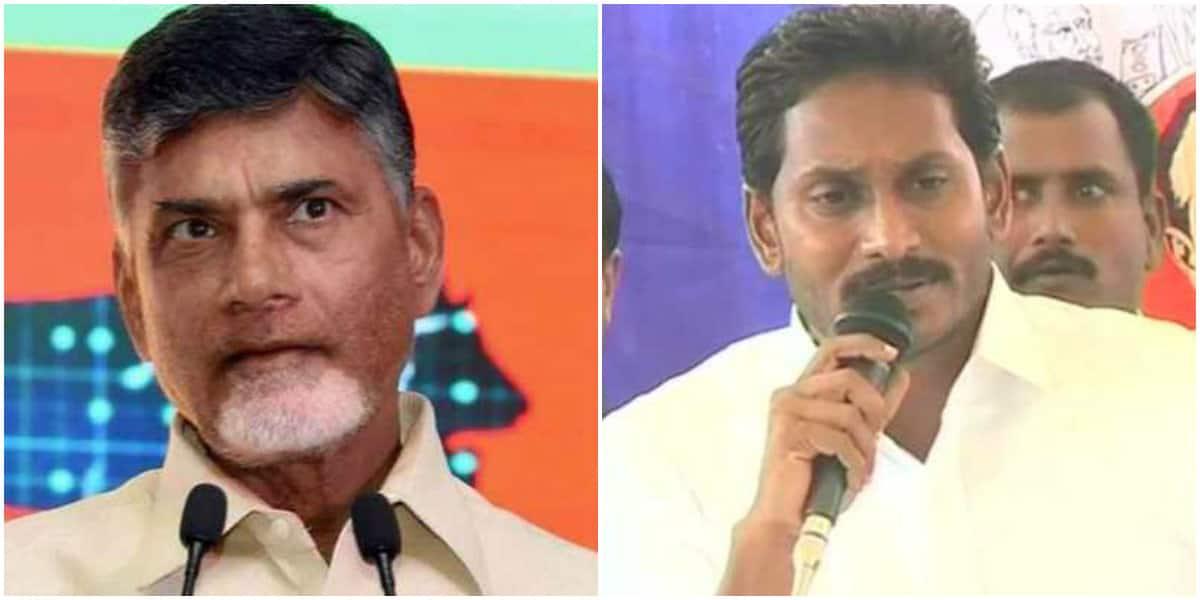 Chandrababu Naidu vs Jagan Mohan Reddy: Stage set for TDP-YSRCP battle in Andhra Pradesh
