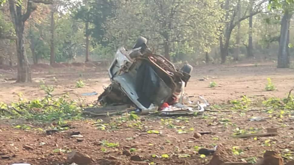 PM Narendra Modi condemns Naxal attack on BJP MLA's convoy in Dantewada