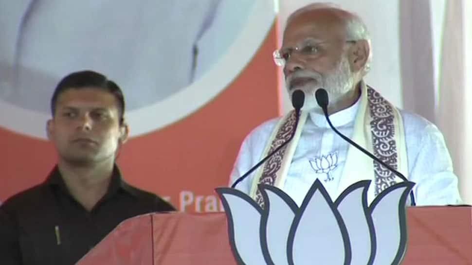 PM Narendra Modi's Balakot strike remark for first-time voters comes under EC scanner