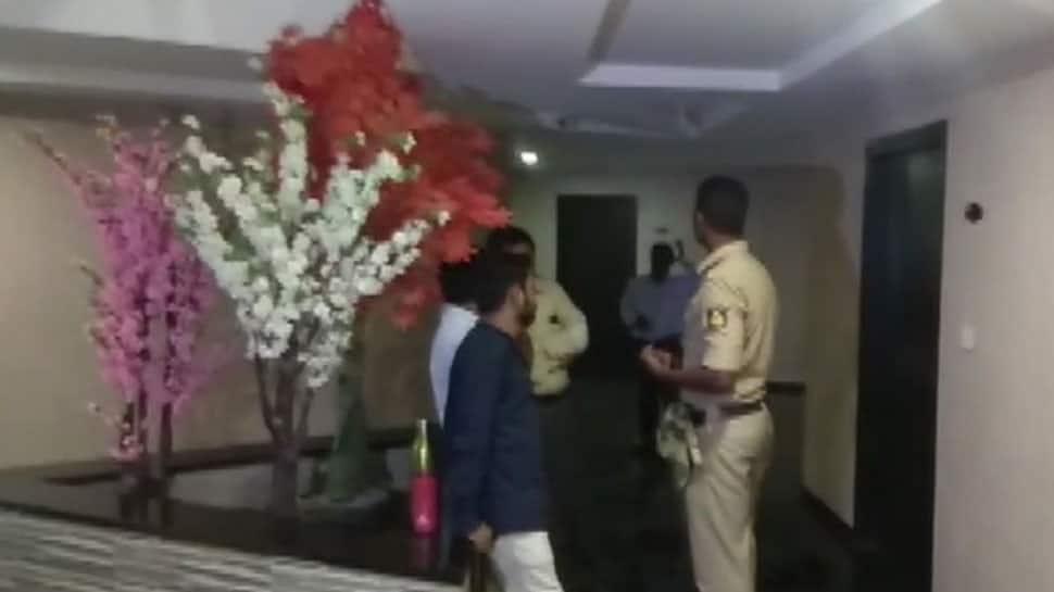 IT raids hotel in Karnataka's Ballari occupied by Congress leader Anil Lad