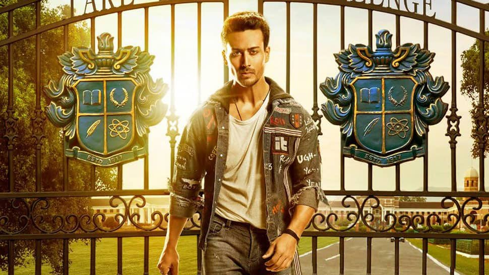 Tiger Shroff ready to 'take the challenge' in 'Student Of The Year 2'—See new posters