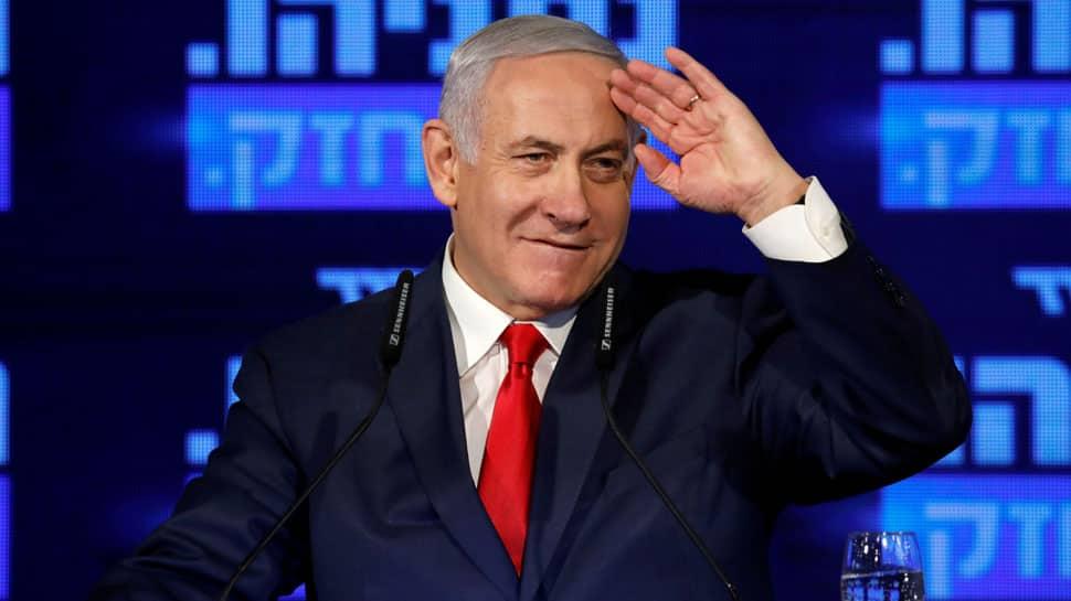 Israel's Netanyahu wins reelection with parliamentary majority: tally