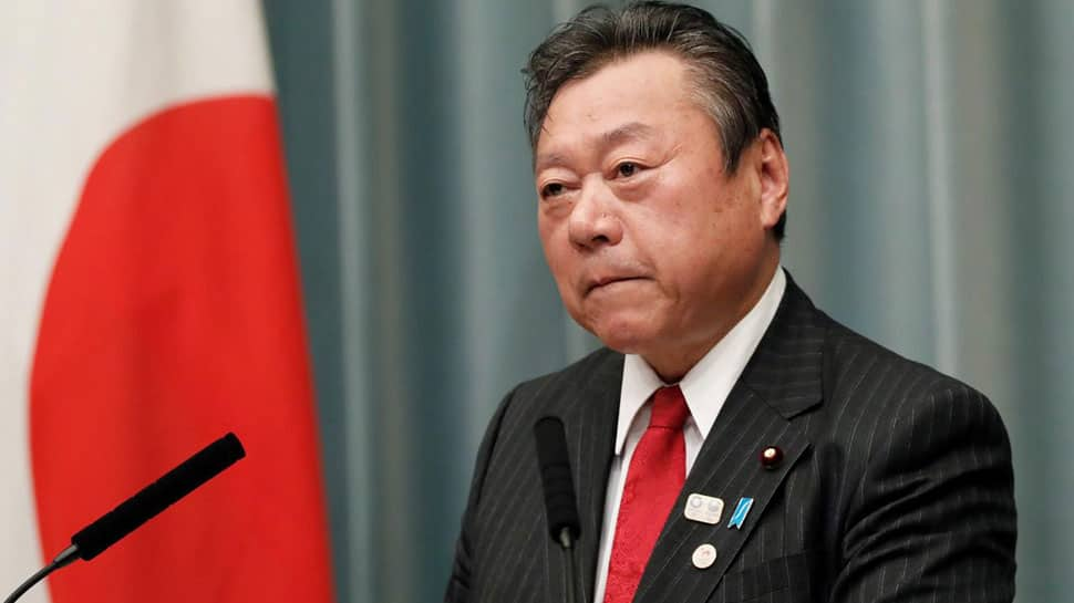Japan Olympic minister steps down after series of gaffes