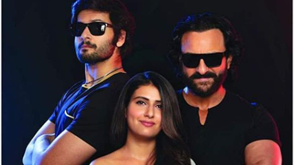 After Aamir Khan, Fatima Sana Shaikh to work with Saif Ali Khan—See pic