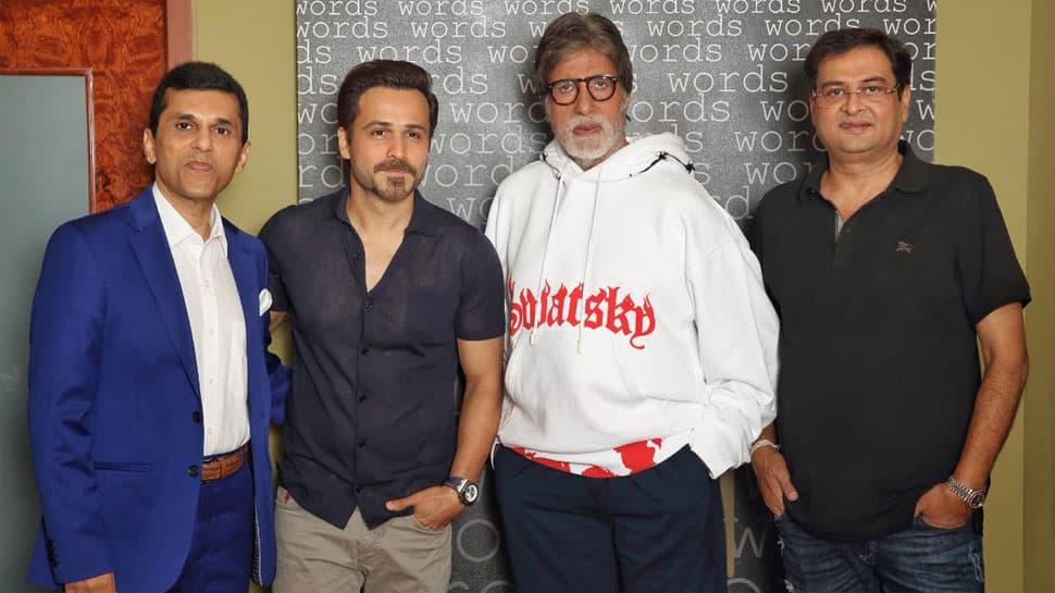 Amitabh Bachchan, Emraan Hashmi to share screen in mystery thriller
