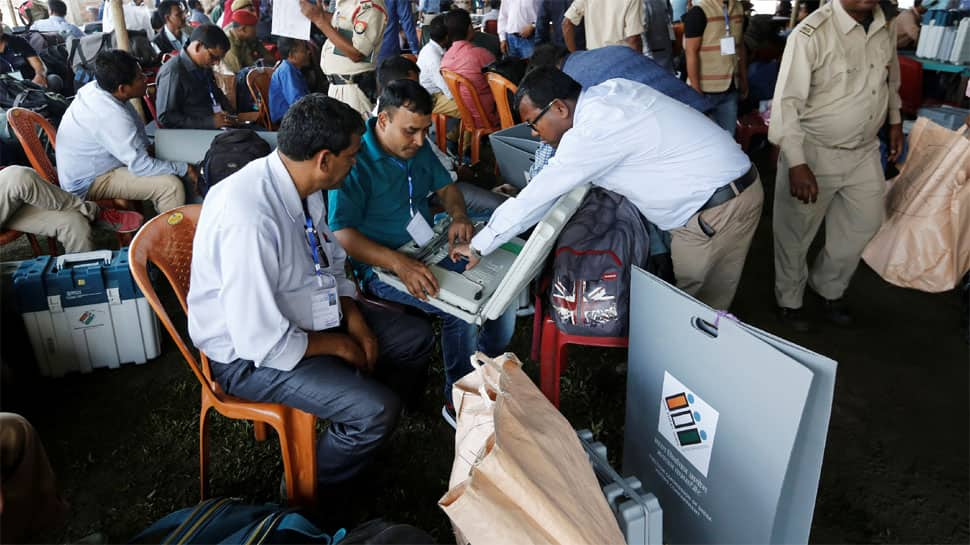 Lok Sabha Election 2019: EVM glitches, malfunction reported from several constituencies