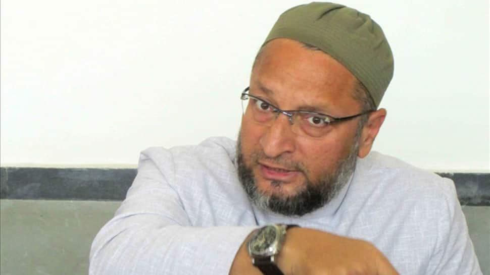 AIMIM chief Asaduddin Owaisi slams Imran Khan, asks him to stay away from India's electoral process