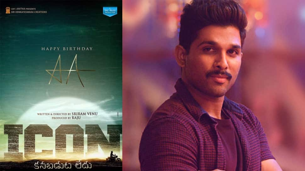 Allu Arjun teams up with Sriram Venu for his upcoming film