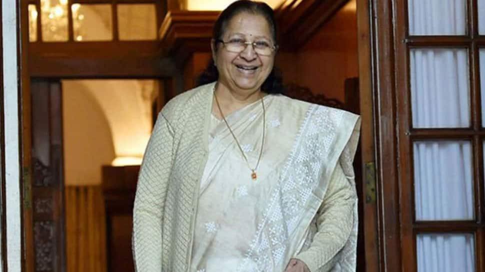 Sumitra Mahajan not in race for 2019 Lok Sabha election
