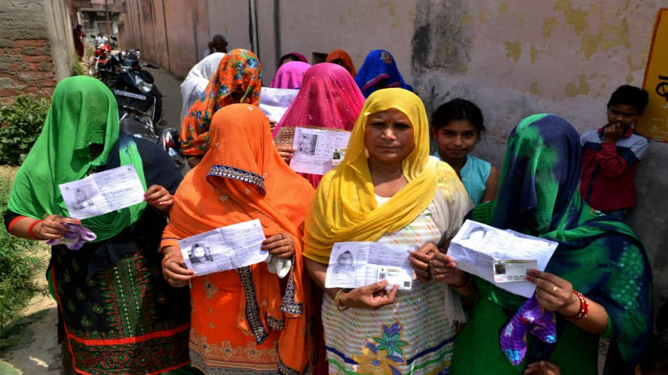 Lok Sabha election 2019: 63% polling in eight parliamentary seats in Uttar Pradesh