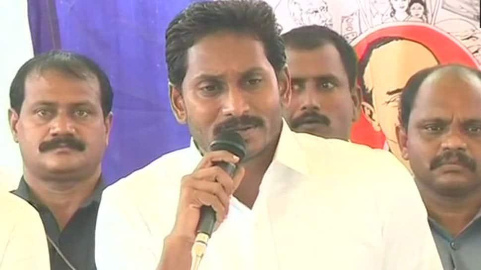 Jagan Mohan Reddy confident of landslide victory in Andhra Pradesh