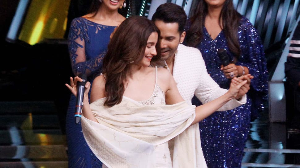 Image result for alia bhatt and varun dhawan